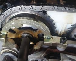 Changement moteur - A+ Glass - Guebwiller