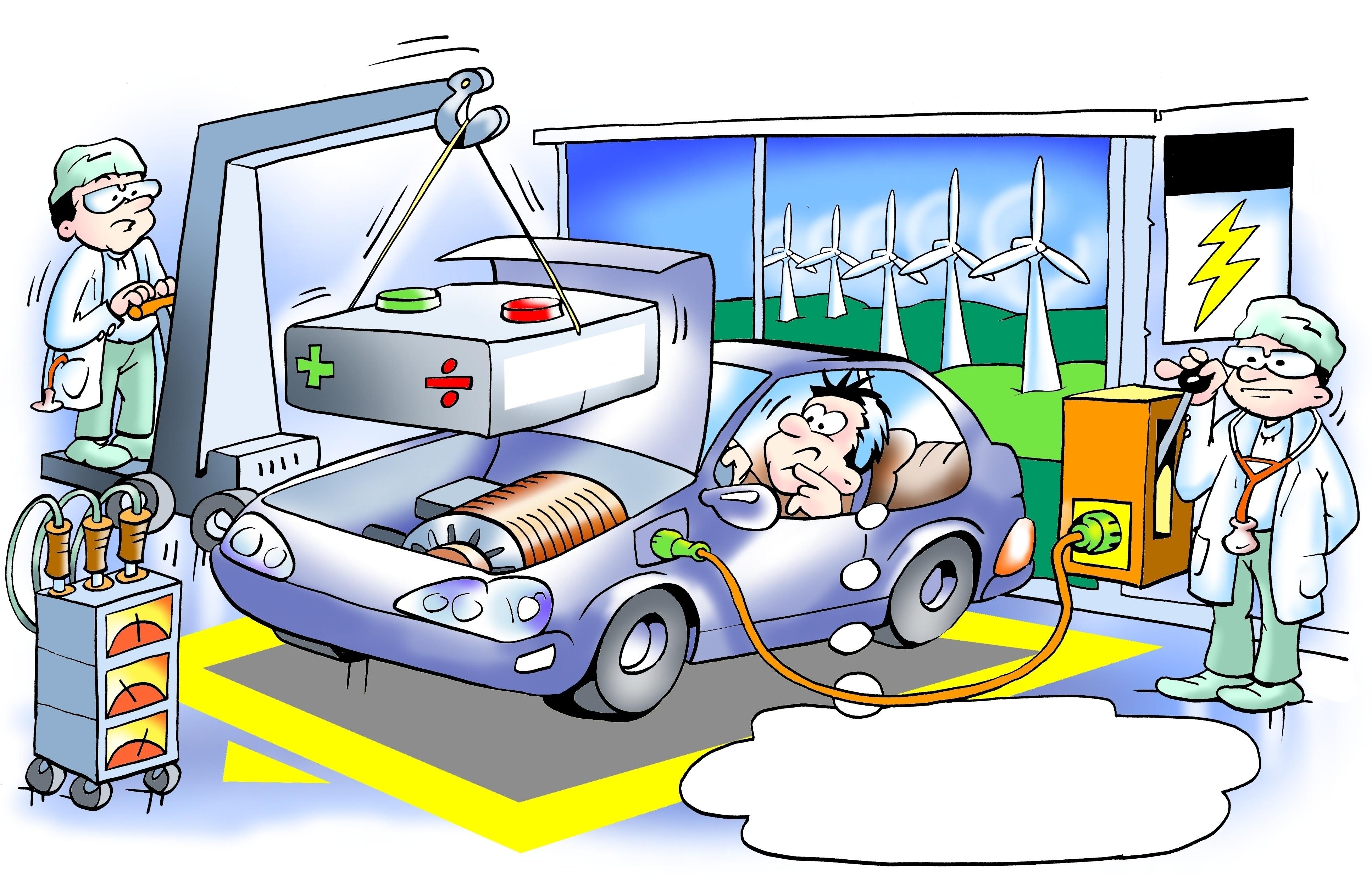 Faites effectuer votre vérification de batterie avant l'hiver !
