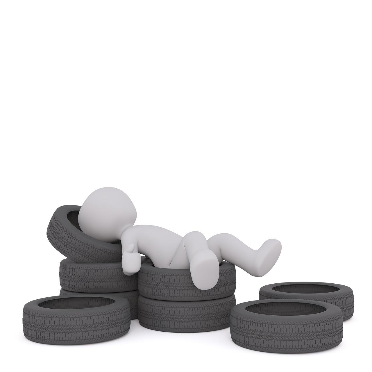 Pensez à changer vos pneus hiver pour des pneus d'été !
